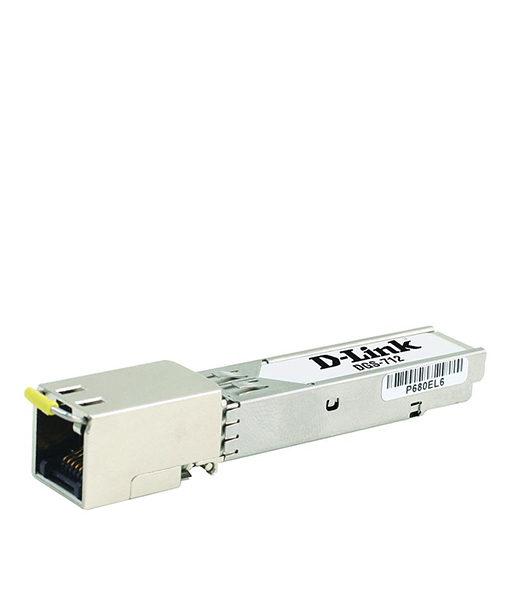 DGS-712 D-Link Compatible 1000BASE-T Copper SFP Transceiver