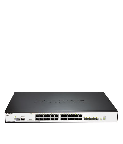 24-Port Layer 2/3 Stackable Gigabit PoE Switch Philippines