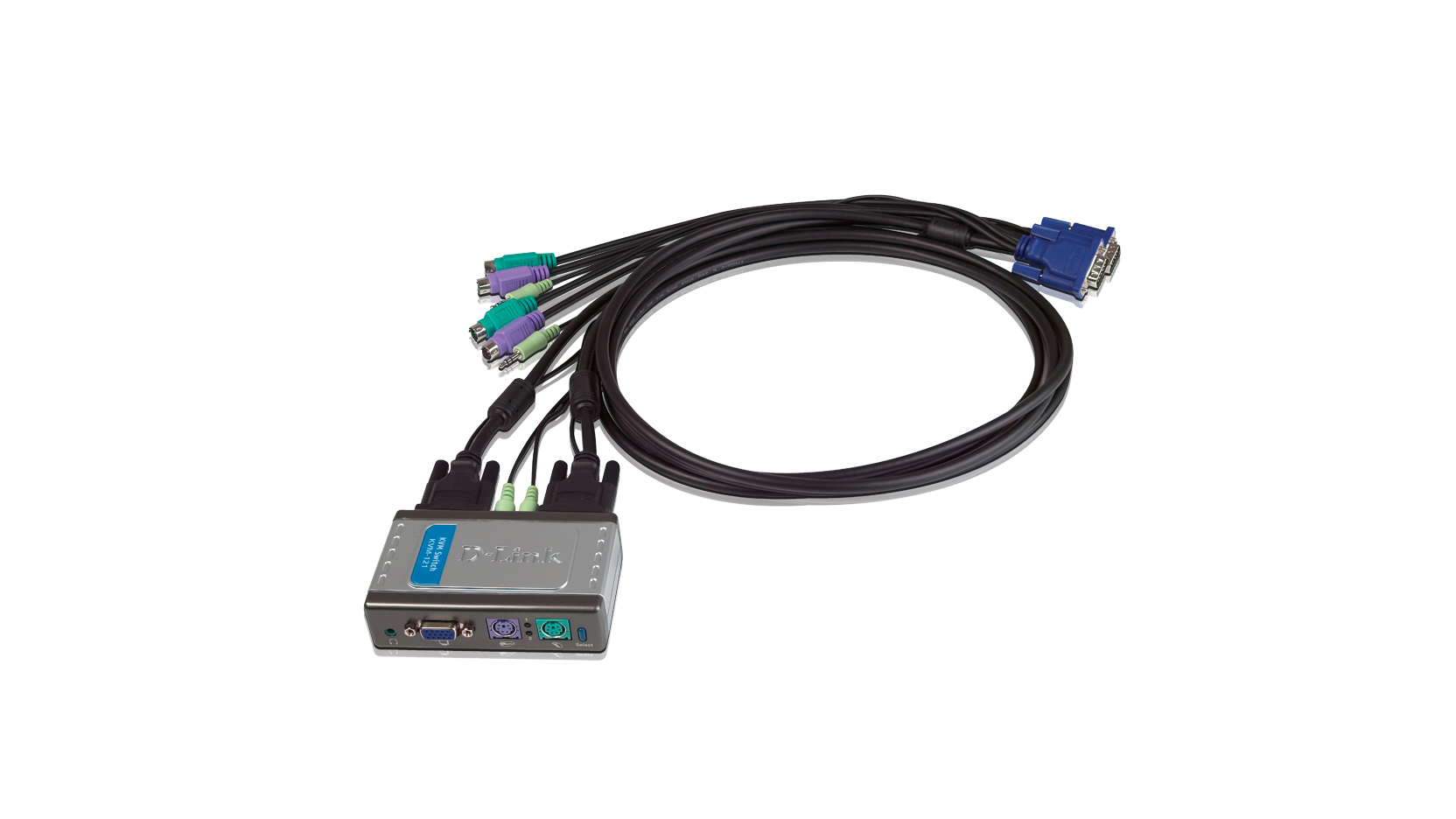 KVM121 2Port KVM Switch with Audio Support Philippines